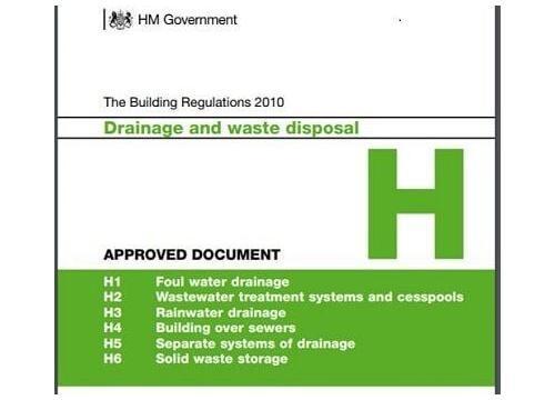 Septic Tank Regulations