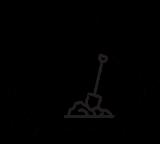 Septic Tank Installation Icon