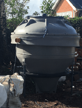 Buying a house with a septic tank