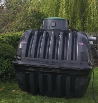Hampshire sewage treatment installers
