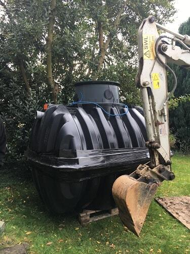 What is the cost of installing a Septic Tank